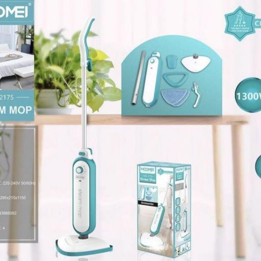 Limpiador de hogar a vapor 1300w.