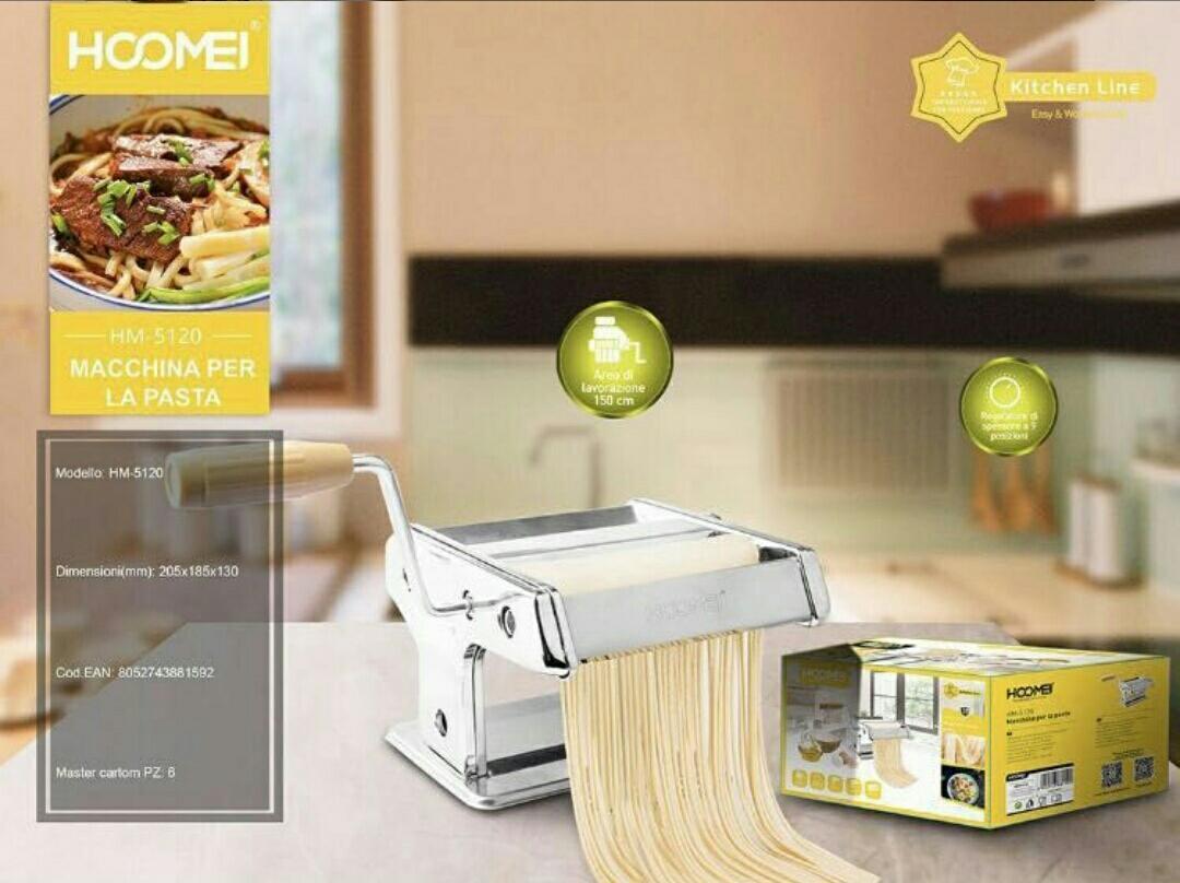 Máquina realización pasta. producto nuevo. (Producto solo disponible en Gran Canaria).