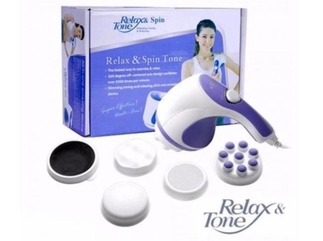 Aparato de masaje Relax Tone.