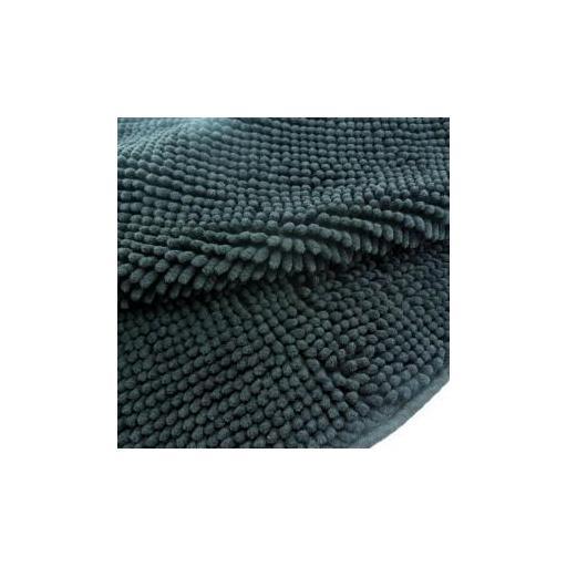 Alfombra de baño antideslizante alta absorción. Negro