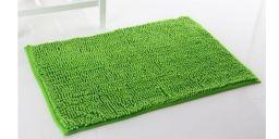 Alfombra de baño antideslizante alta absorción. Verde pistacho [1]