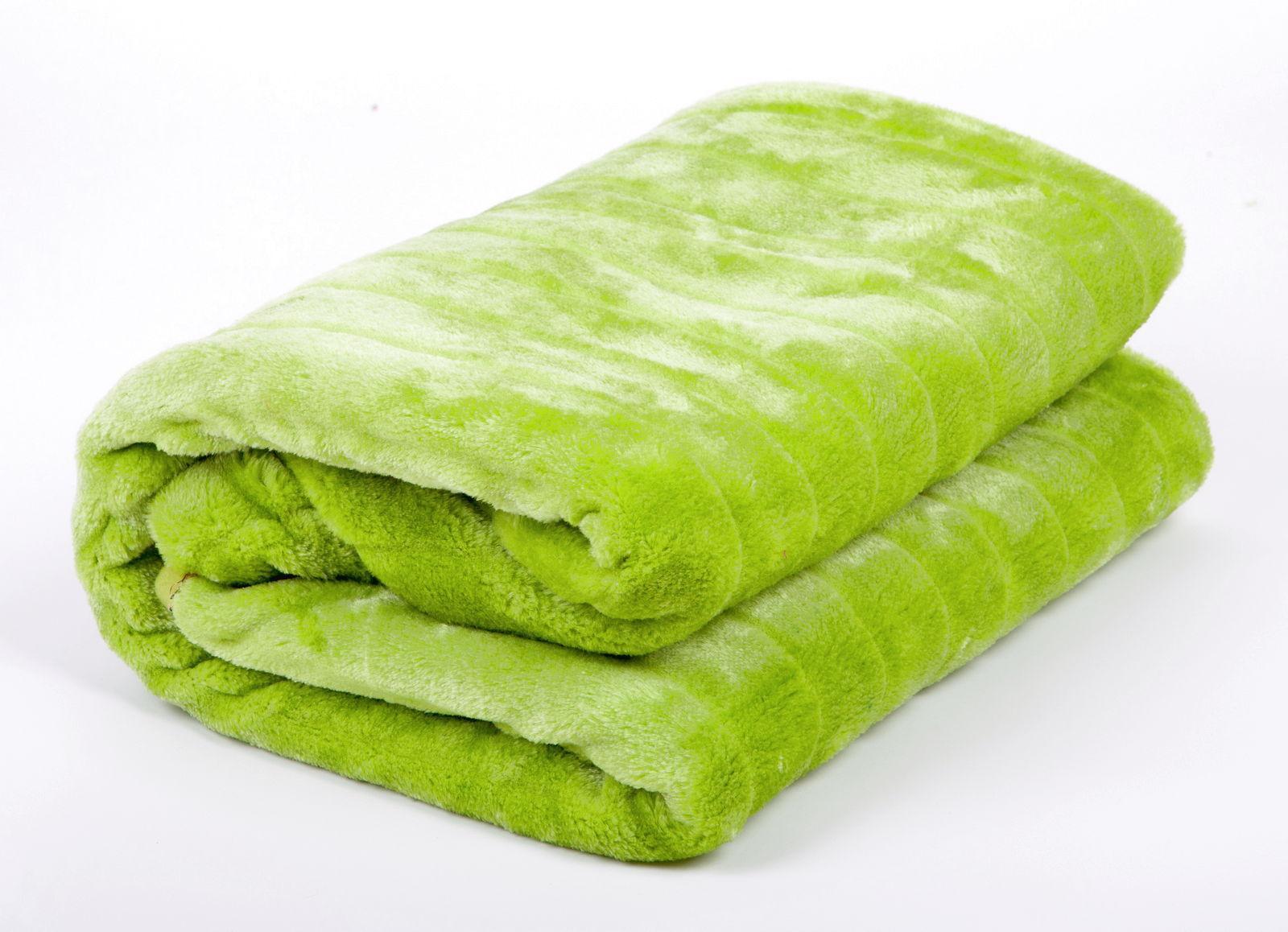 Manta / Plaid / Multiusos Bison Verde