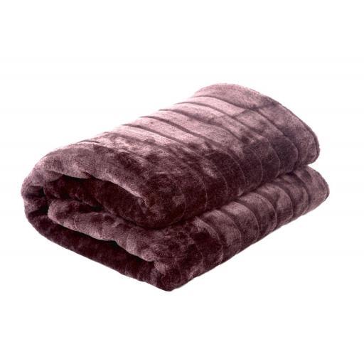 Manta / Plaid / Multiusos Bison Chocolates