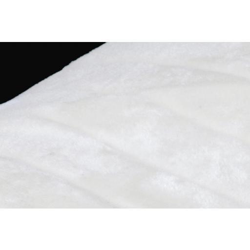 Manta / Plaid / Multiusos Bison Crema [2]