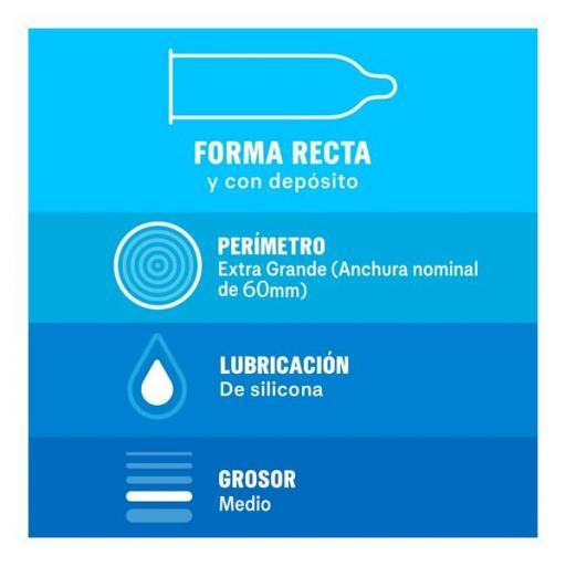 Preservativos Durex XL Natural [1]