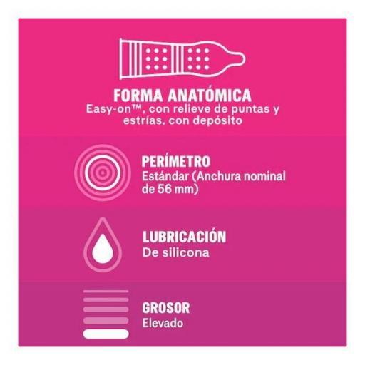 Preservativos Durex Dame Placer Suave [1]