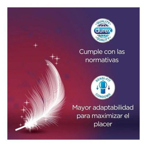 Durex Preservativo Sensitivo Contacto Total [1]