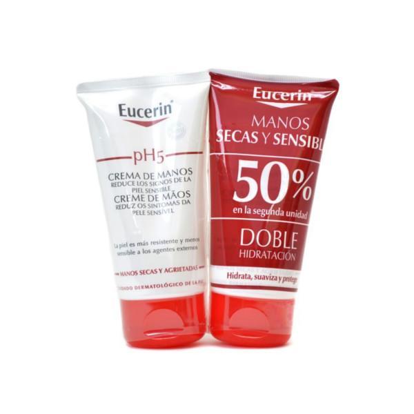 Duopack Eucerin pH5 Crema de manos