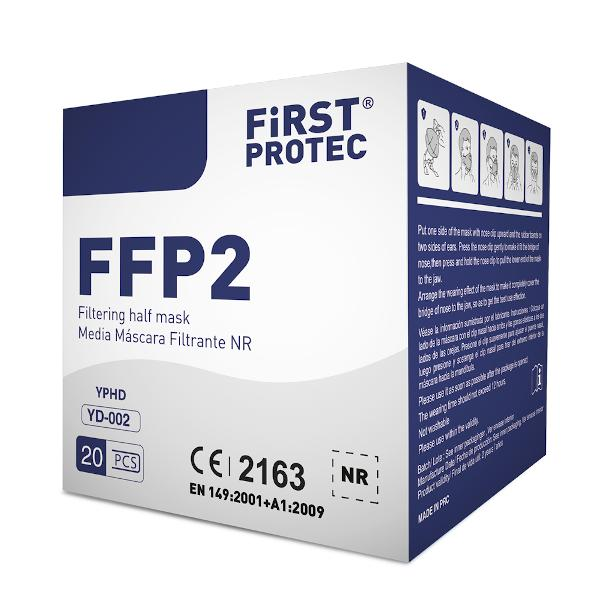 Mascarilla FFP2 Homologada