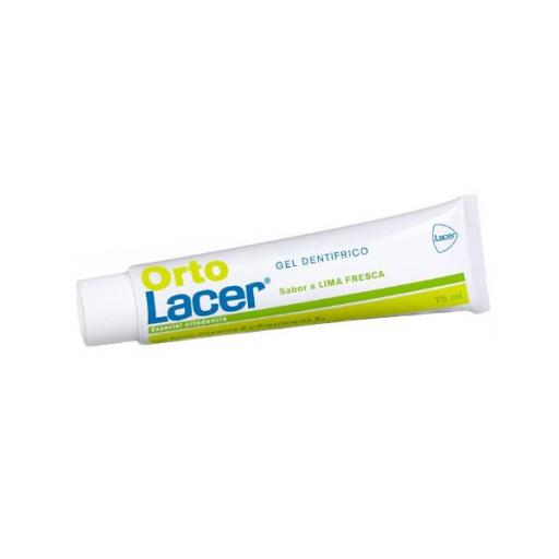 Gel Dental Lima Fresca Ortolacer