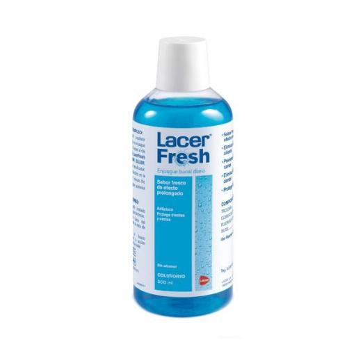 Colutorio Lacer Fresh