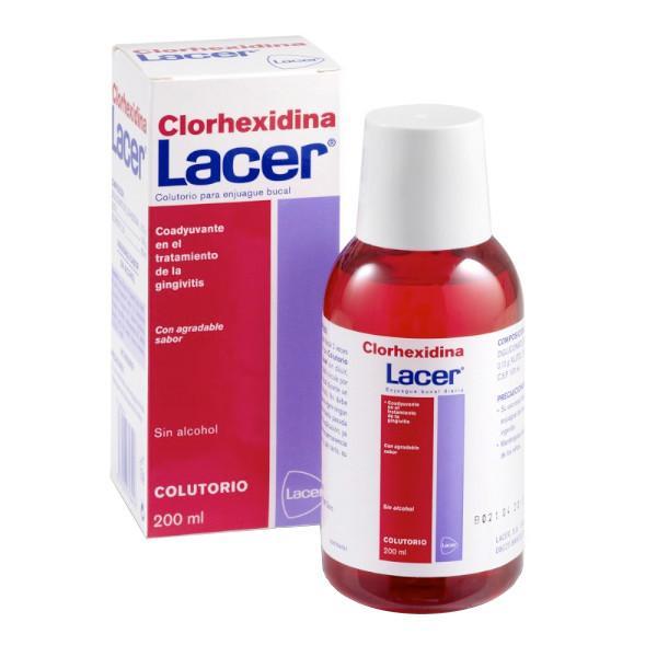 Colutorio Lacer Clorhexidina