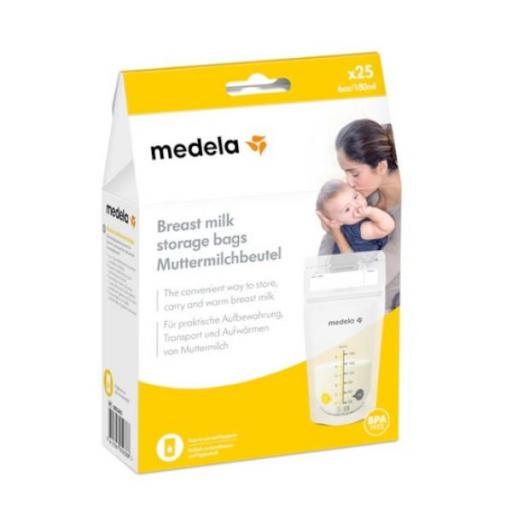 Bolsas para Leche Materna Medela