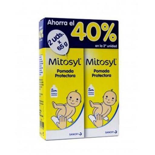 Mytosil pomada protectora Duopack 2x65g