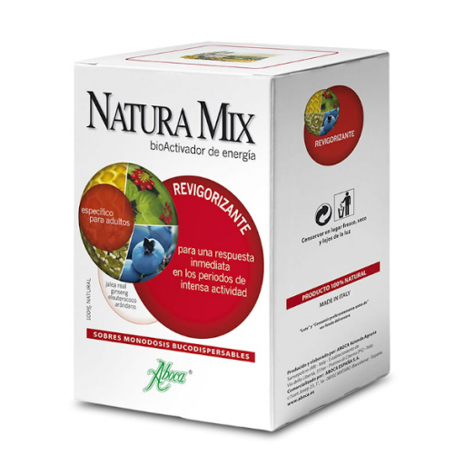 Natura Mix Revigorizante Sobres