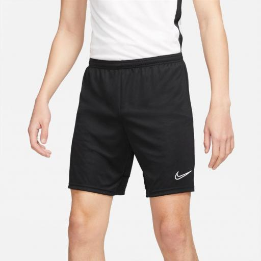 NIKE, Short Academy, Dry-Fit negro *1018* [0]