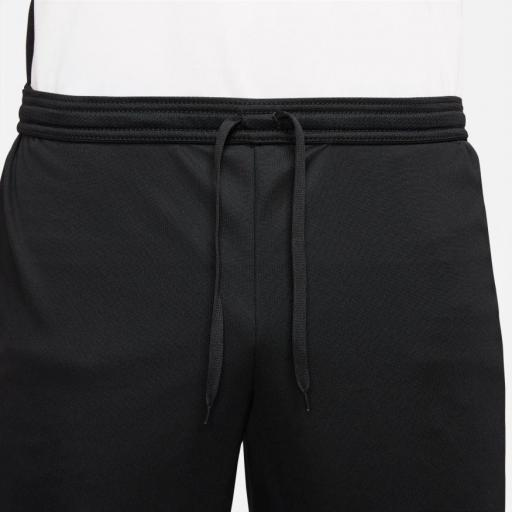 NIKE, Short Academy, Dry-Fit negro *1018* [2]