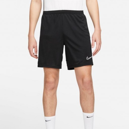 NIKE, Short Academy, Dry-Fit negro *1018* [3]