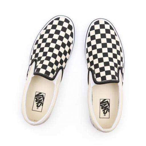 VANS, Zapatilla unisex SLIP-ON cuadros BE *1231* [2]
