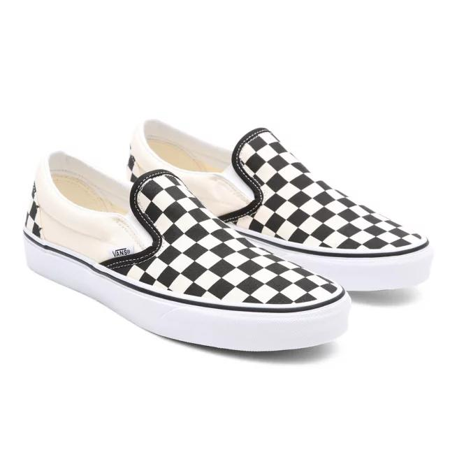 VANS, Zapatilla unisex SLIP-ON cuadros BE *1231*