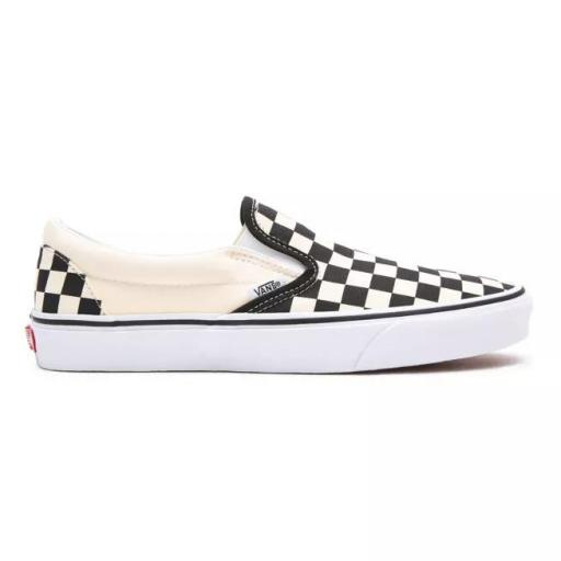 VANS, Zapatilla unisex SLIP-ON cuadros BE *1231* [1]