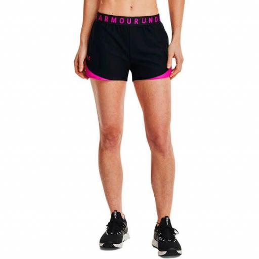 UNDER ARMOUR, Short Mujer *1270* [2]