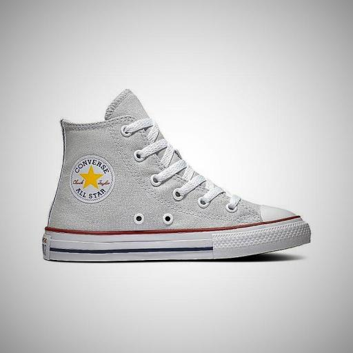 Zapatilla Wmns/Jr. CONVERSE Chuck Taylor All Star, bota *1631*