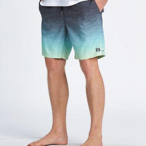 Bañador BILLABONG All Day  Faded Lb. *1672* [2]