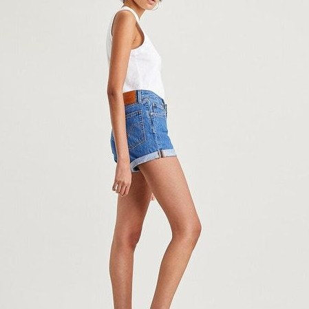 LEVI´S, Short mujer 501 Rolle *2421* [3]