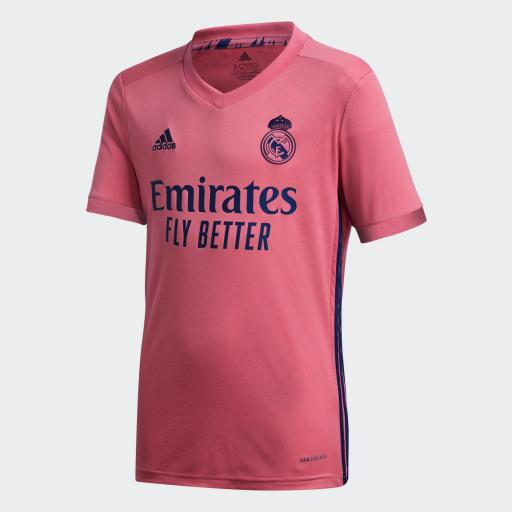 Camiseta  ADIDAS Real Madrid 2ª  20/21, *2536*
