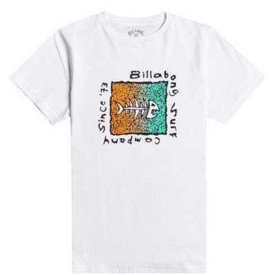 BILLABONG, Camiseta Junior Mondo*3659*