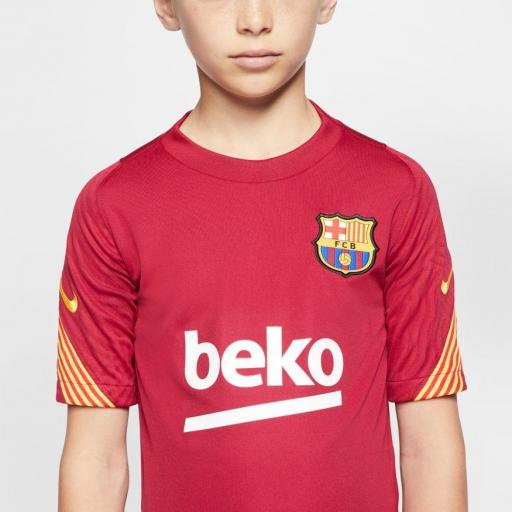 Camiseta junior NIKE F.C.B *3796*