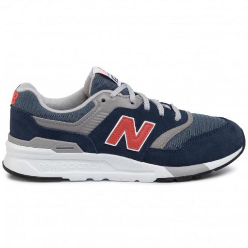 Zapatilla Junior, NEW BALANCE 997H, *3967*