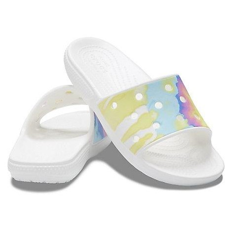 CROCS, Chancla Slide Tie-Dye U *4165*