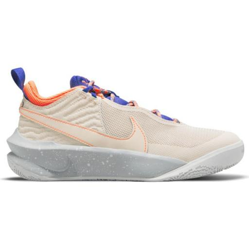 NIKE, Zapatilla junior Team Hustle D10 *5129*