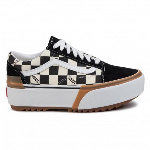 Zapatilla  Mujer  VANS Old Scool Stacked *922* [2]