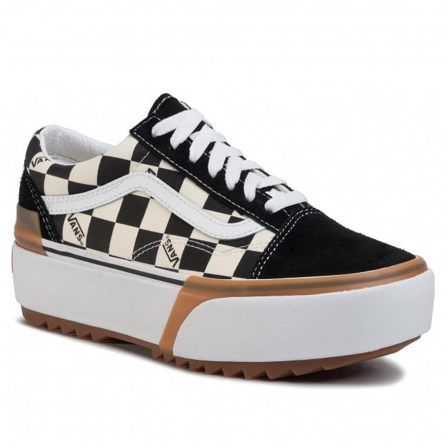 Zapatilla  Mujer  VANS Old Scool Stacked *922*
