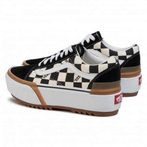 Zapatilla  Mujer  VANS Old Scool Stacked *922* [1]