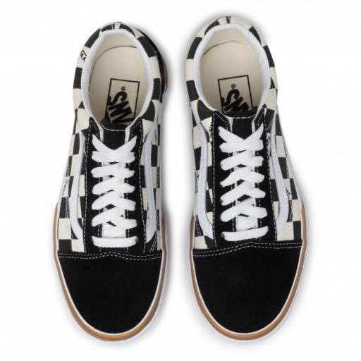 Zapatilla  Mujer  VANS Old Scool Stacked *922* [3]