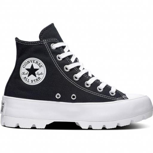 Bota mujer CONVERSE  Chuck Taylor All Star Move High Top *1703*