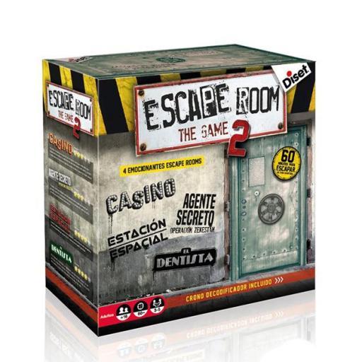 Escape room the game 2