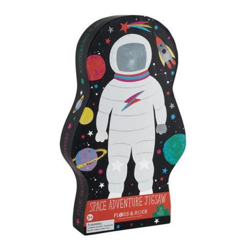 Puzzle aventura en el espacio