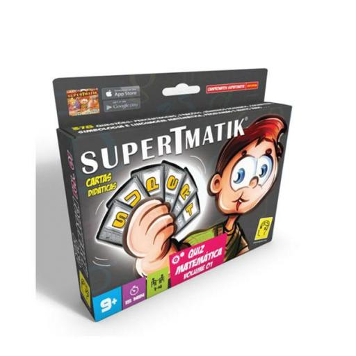 Supertmatik: preguntas matemáticas