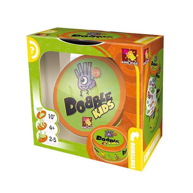 Dobble kids (verde y naranja)