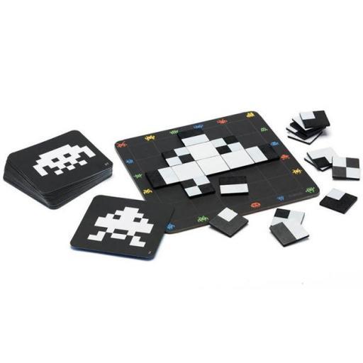 Pixel tangram  [1]