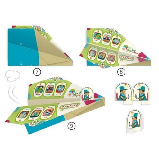 Aviones origami [1]