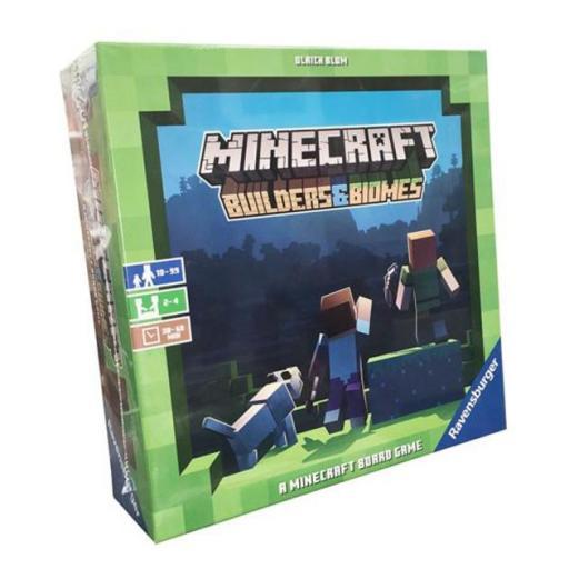 Minecraft: builders & biomers