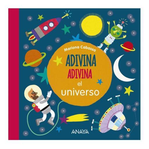 Adivina adivina, el universo