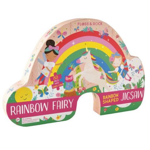 Puzzle El arcoiris de las hadas