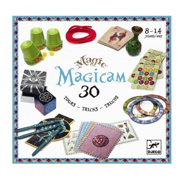 Magic Magicam 30 trucos